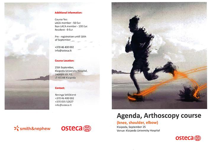 2015 artroskopijos kursaKlaipėda-1